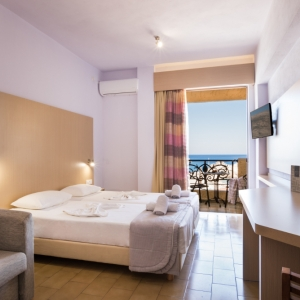 Atlatnis Hotel Karpathos - Rooms - 01